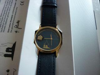 Dresdner Frauenkirche Uhr Armbanduhr Bild