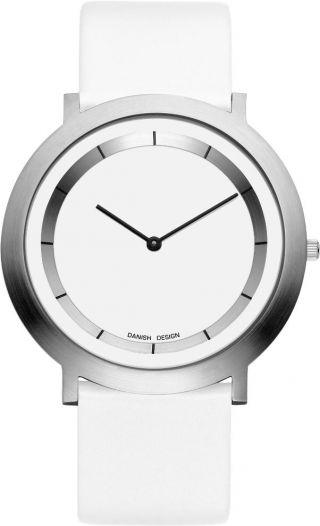 Damenuhr Danish Design Uhr Watch 3324471 Lederband Dänisches Design Iv12q988 Bild
