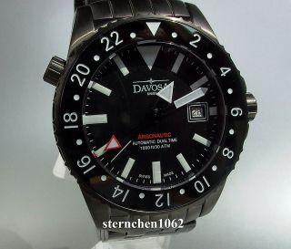 Davosa Argonautic Dual Time Automatic Ref.  161.  512.  80 Bild