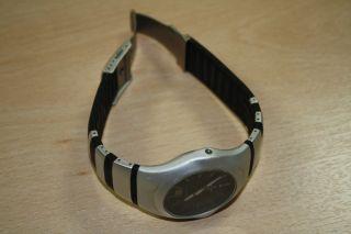 Funkuhr Junghans Mega Aluminium Radio Controlled Armbanduhr Von Junghans - Date - Bild