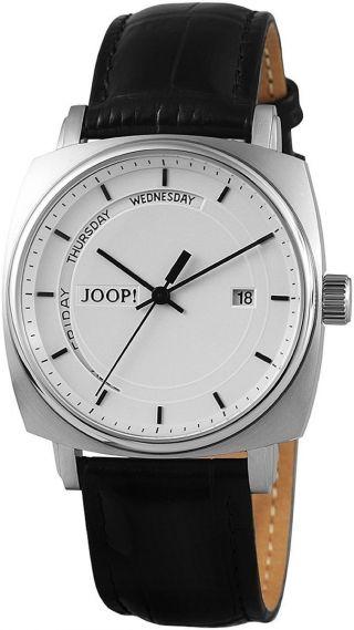 Joop Herrenuhr Mit Echtlederarmband Jp100521f02 Uhr Bild