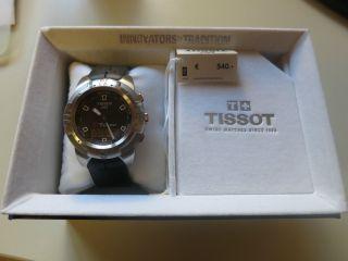 Tissot T - Touch T33159851 Armbanduhr Bild