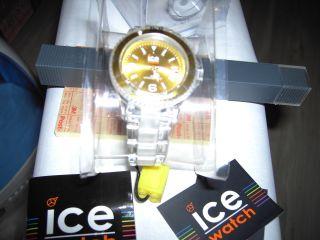 Ice - Watch Armbanduhr Unisex Gelb Bild