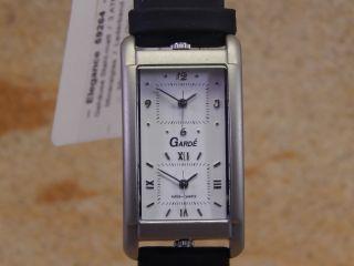 Garde` Doppeluhr L Damen - Armbanduhr W129 Bild