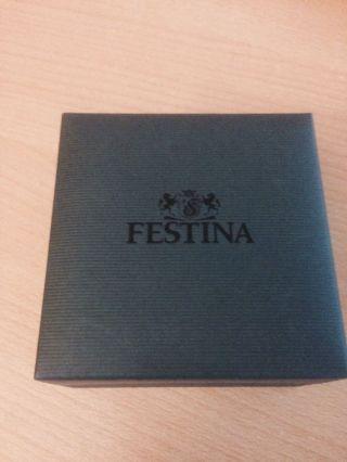 Festina Damen - Armbanduhr Trend Golden Dream F16582/4,  / Ovp Bild