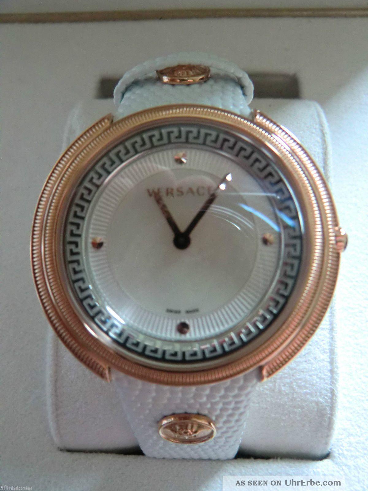 Versace Damen Armbanduhr Armbanduhren Bild