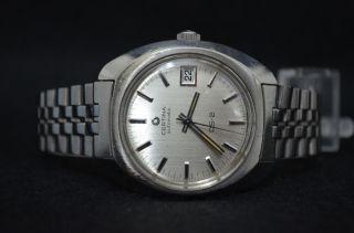 Certina Ds - 2 Herrenuhr Automatic - Vintage Datumanzeige Swiss Made Uhr Bild