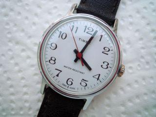 Timex Hau,  Handaufzug,  70er Jahre Bild