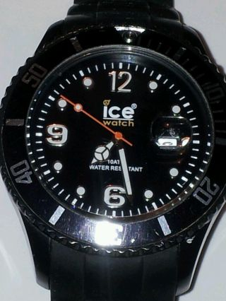 Ice Watch Uhr Silli Black Big Bild