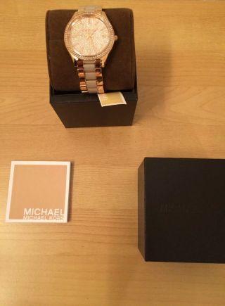 Michael Kors Damenuhr Mk4288 Bild