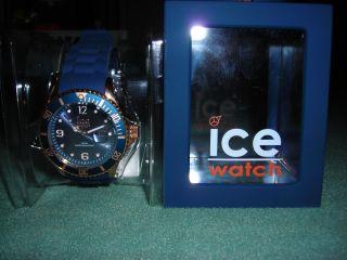 Ice - Watch Uhr - Ice - Style - Oxford Blue - Big Is.  Oxr.  B.  S.  13 Armbanduhr Blau Bild