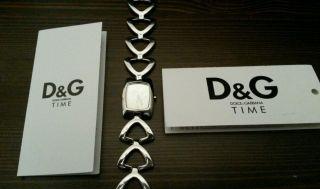 Dolce & Gabbana Damenuhr / Neue Batterie / Top Bild