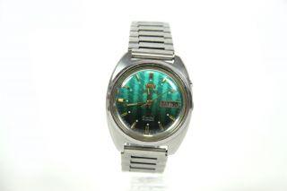 Orient Crystal 21 Jewels Herren Armbanduhr Automatik Datumsanzeige Herrenuhr Uhr Bild