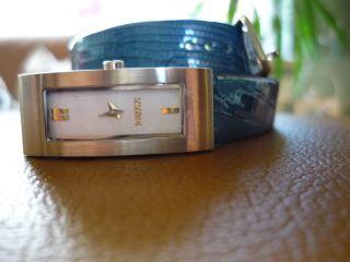 Mexx - Wickelarmbanduhr - Damen - Echt - Leder - Mit Etikett In Ovp Bild
