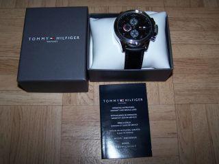 Tommy Hilfiger Herren Chronograph - Np:249€ Bild