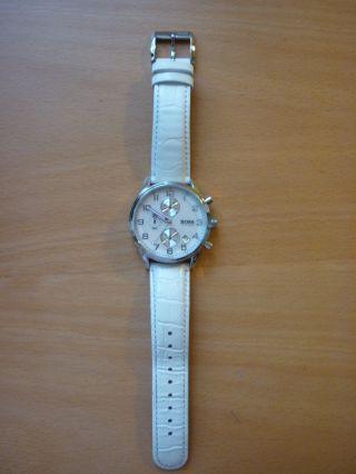 Hugo Boss Damen Chronograph 1502225 Armbanduhr Bild