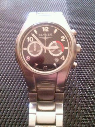 Elysee Herrenuhr Armbanduhr Herren Bild