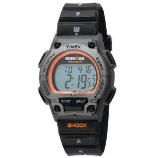 Timex T5k341 Ironman Herren 30 - Lap Digital - Dial Chrono Taucheruhr Bild