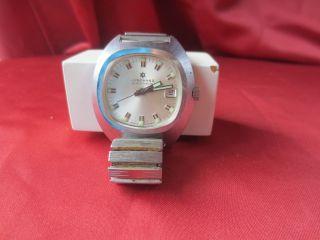 Junghans Automatik Herren Armbanduhr - Automatic Vintage Men Watch Bild