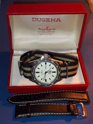Dugena Sea Tech Automatik Wr 200