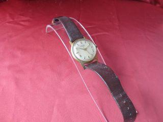 Junghans Trilastic Herren Armbanduhr - Handaufzug Kal.  J93/1 - Vintage Men Watch Bild