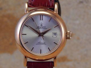 Poljot Automatic Damenrmbanduhr W110 Bild