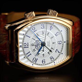Buran V.  M.  Poljot 2612 Signal Russian Mechanical Alarm Watch Montre Russe Bild