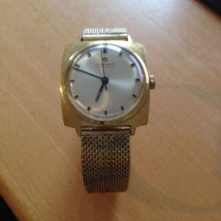 Junghans 17 Jewels Armbanduhr Mit Metallarmband Bild