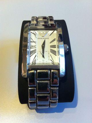 Emporio Armani Classic Ar0146 Armbanduhr Für Damen Bild