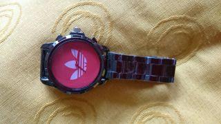 Adidas Armbanduhr,  Unisex,  Voll Funktionsfähig Bild