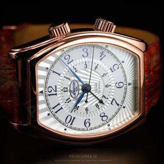 Buran V.  M.  Poljot Signal 2612 Russian Mechanical Alarm Watch Montre Russe Bild