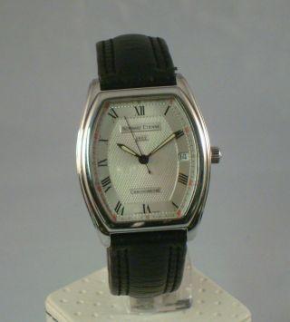Schwarz Etienne Villeroy Automatic Chronometer Herrenuhr, Bild