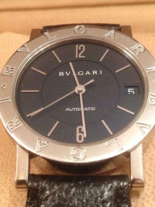 Bulgari Bvlgari Designer Damen Uhr Watch Bb 33 Sl Automatic Bild