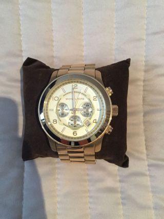 Michael Kors Mk8077 Armbanduhr Bild