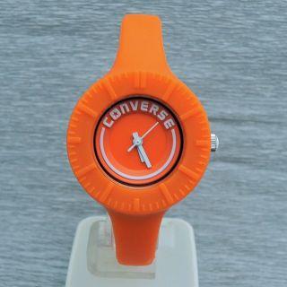 Damenuhr Converse Skinny Vr027 - 800 Quarzuhr Damenarmbanduhr Uhr Orange Bild