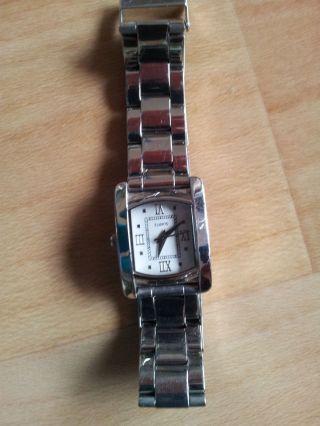Damen - Armbanduhr,  Tcm,  Edelstahl,  Quarz Bild