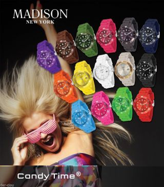 Madison York Uhr