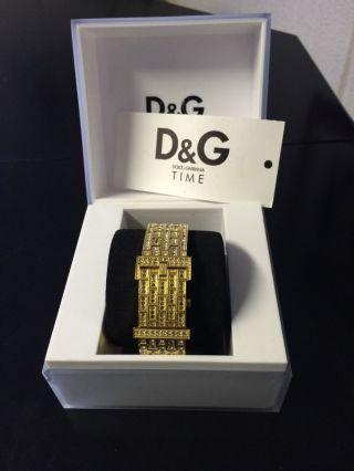 Damen Armbanduhr Von D & G Bild