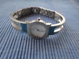 Junghans Quartz Damenuhr Armbanduhr Mit Metallband 3 Bar Bild