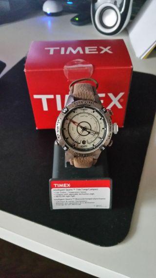 Timex - Tide Temp - Kompass.  T2n721 - Bild