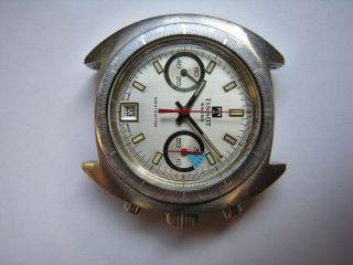 - Tissot Navigator - Chronograph 60/70er Jahre Bild