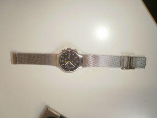 Junghans Tourneur Automatik - Uhr Eta - Valjoux 7750/ Neuwertig Bild
