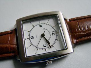 Deutsches Uhrenkontor 1989,  Herren - Armbanduhr,  Leder,  Analog Bild
