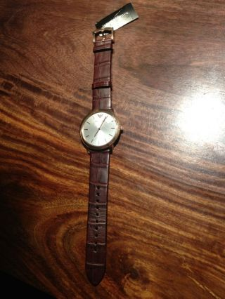 Emporio Armani Herrenuhr Watch Brown, Bild