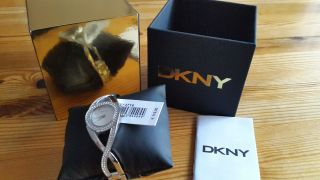 Dkny Ny 4049 Armbanduhr Für Damen (dkny4049) Bild