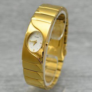 Damenuhr Pulsar Classic Quarz Damenarmbanduhr Quarzuhr Vergoldet Ii Bild