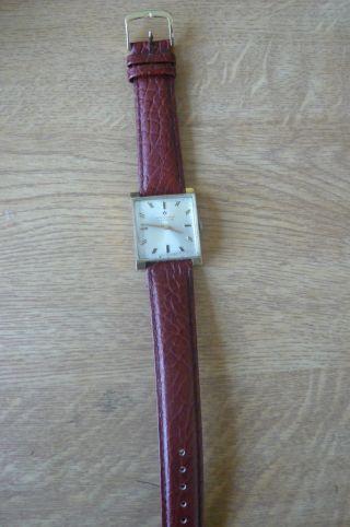 Schönejunghans Uhr Handaufzug 60 - 70er Jahre Top Bild