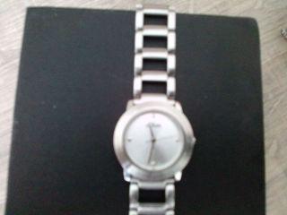 S.  Oliver - Edelstahl (?) - Uhr Für Damen Bild