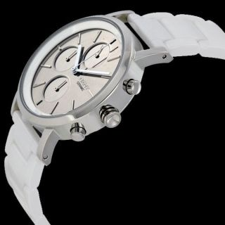 Dkny Damen - Armbanduhr Chronograph Quarz Keramik Ny8896 Uvp 375€ Bild