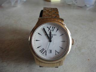 Pierre Cardin Herren - Armbanduhr Xl,  Pc 104121 Edelstahl Bild